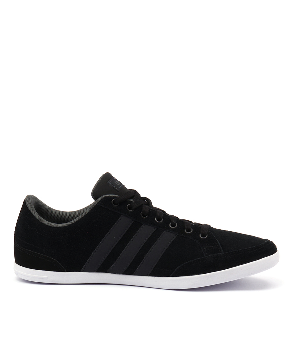 pretty nice 81720 53efd ... low price caflaire black grey ivy suede by adidas neo at styletread  5359e efcd1