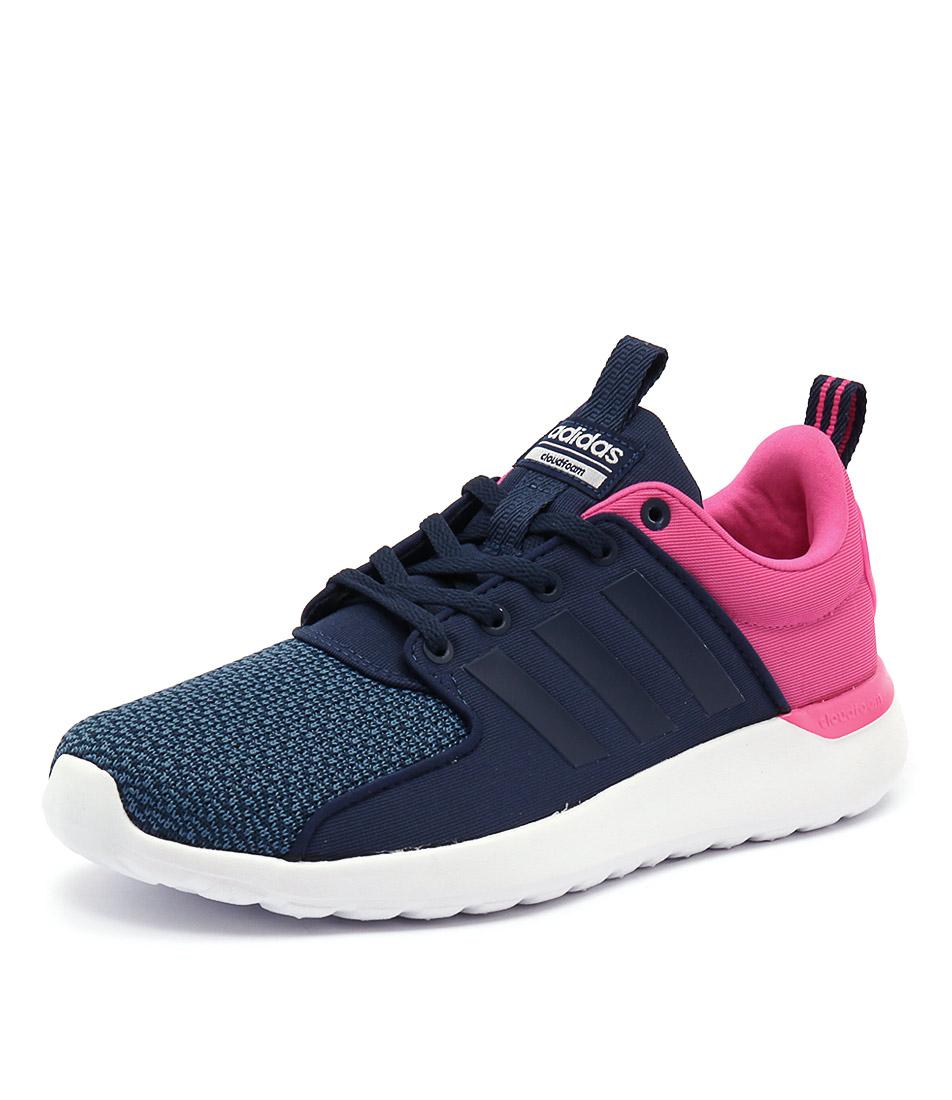 Adidas Neo Cloudfoam Lite Racer Blue-White Sneakers