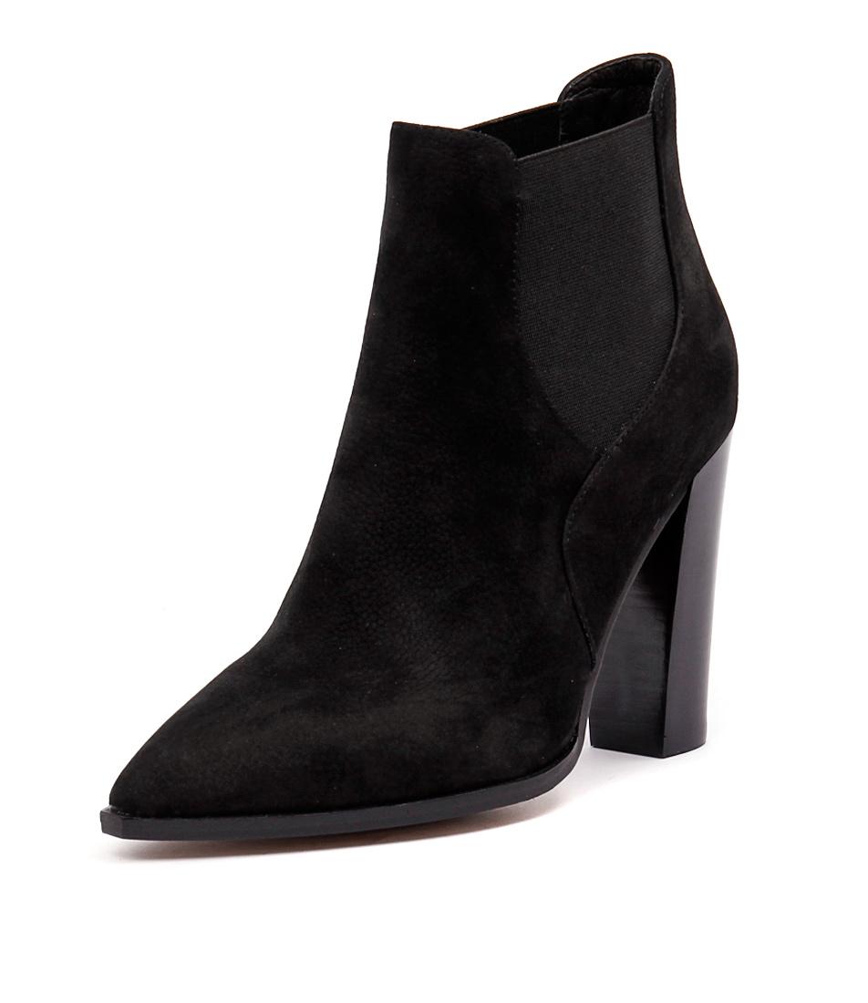 Alias Mae Acron Black Boots
