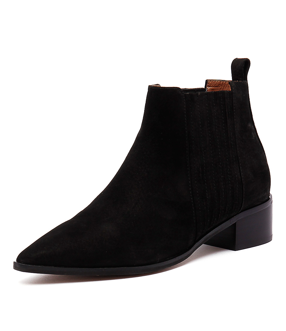 Alias Mae Demi Black Boots