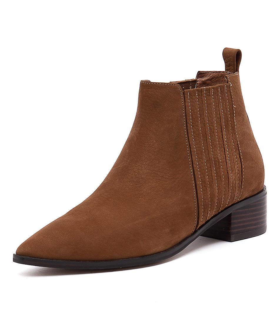 Alias Mae Demi Tan Boots