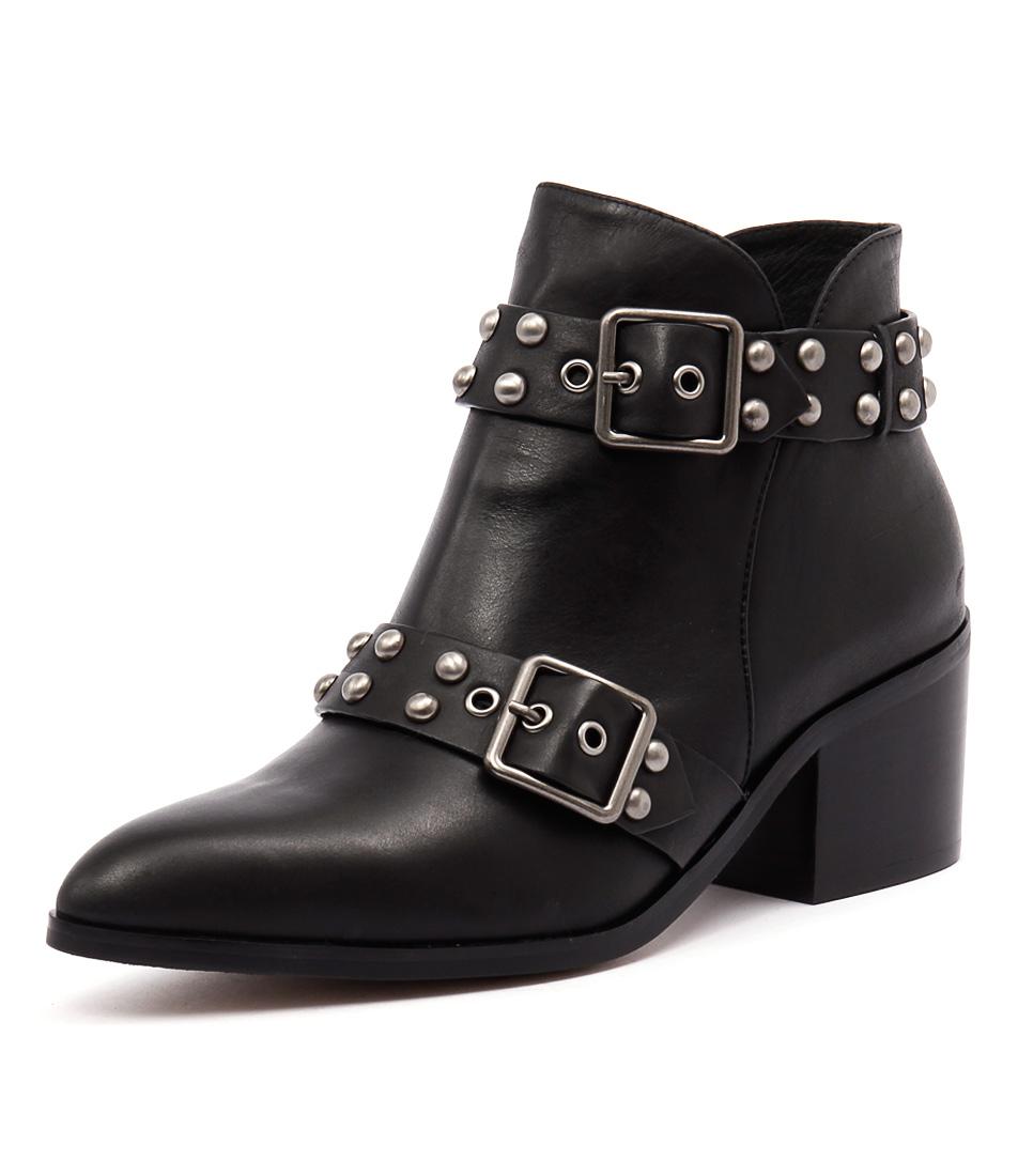 Alias Mae Fargo Black Boots