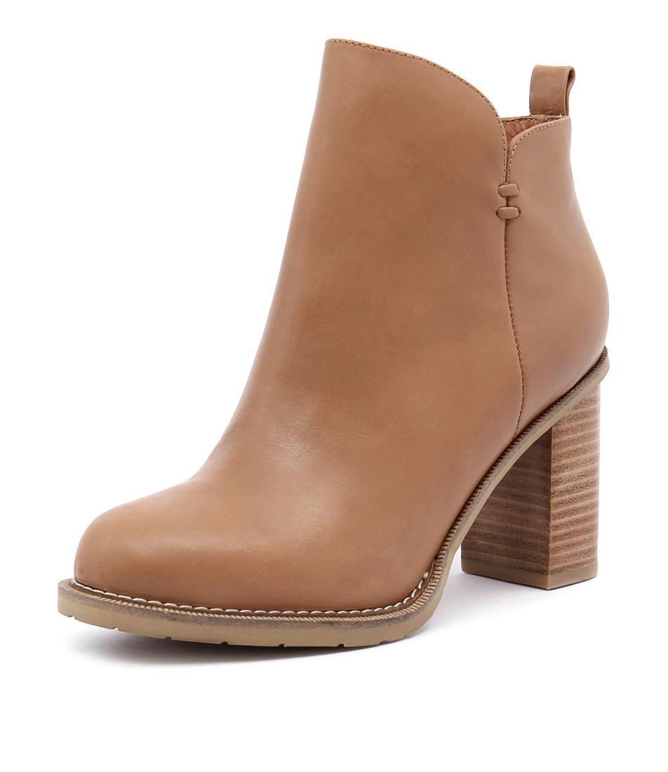 Alias Mae Racquel Tan Boots