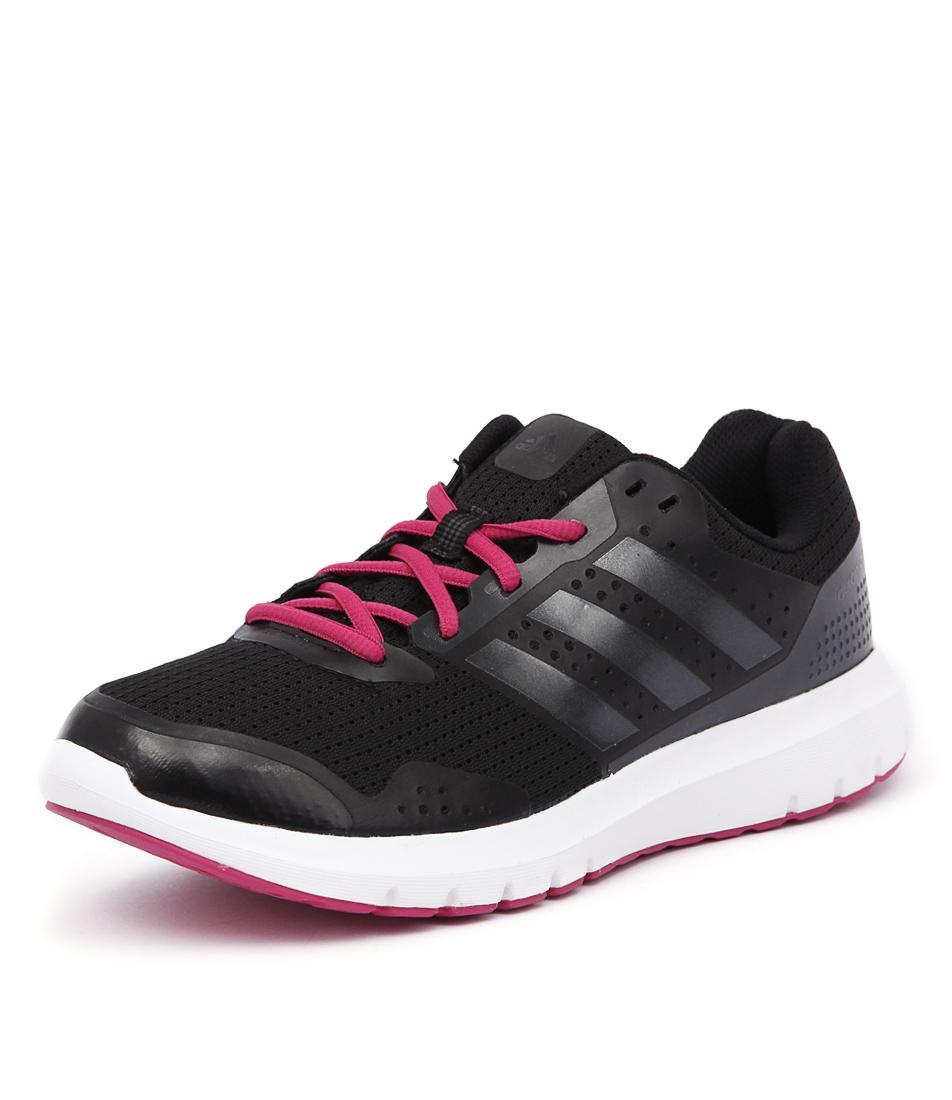 Adidas Duramo 7 Black-Pink Sneakers
