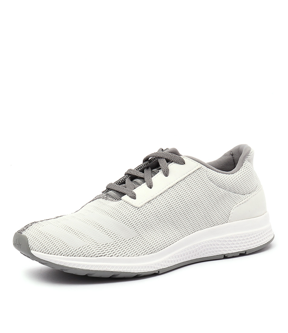 Adidas Mia Bounce 2 White-Grey Sneakers