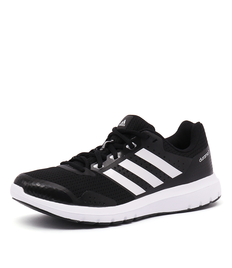 Adidas Duramo 7 Black-White Sneakers