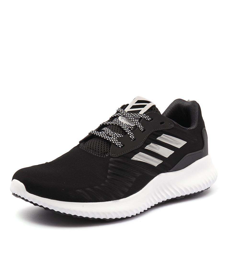 Image of Adidas Men's Alphabounce Black/White/Black - Men (Black) - Styletread
