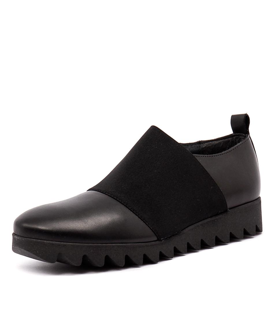 Beltrami 1688 Black Loafers