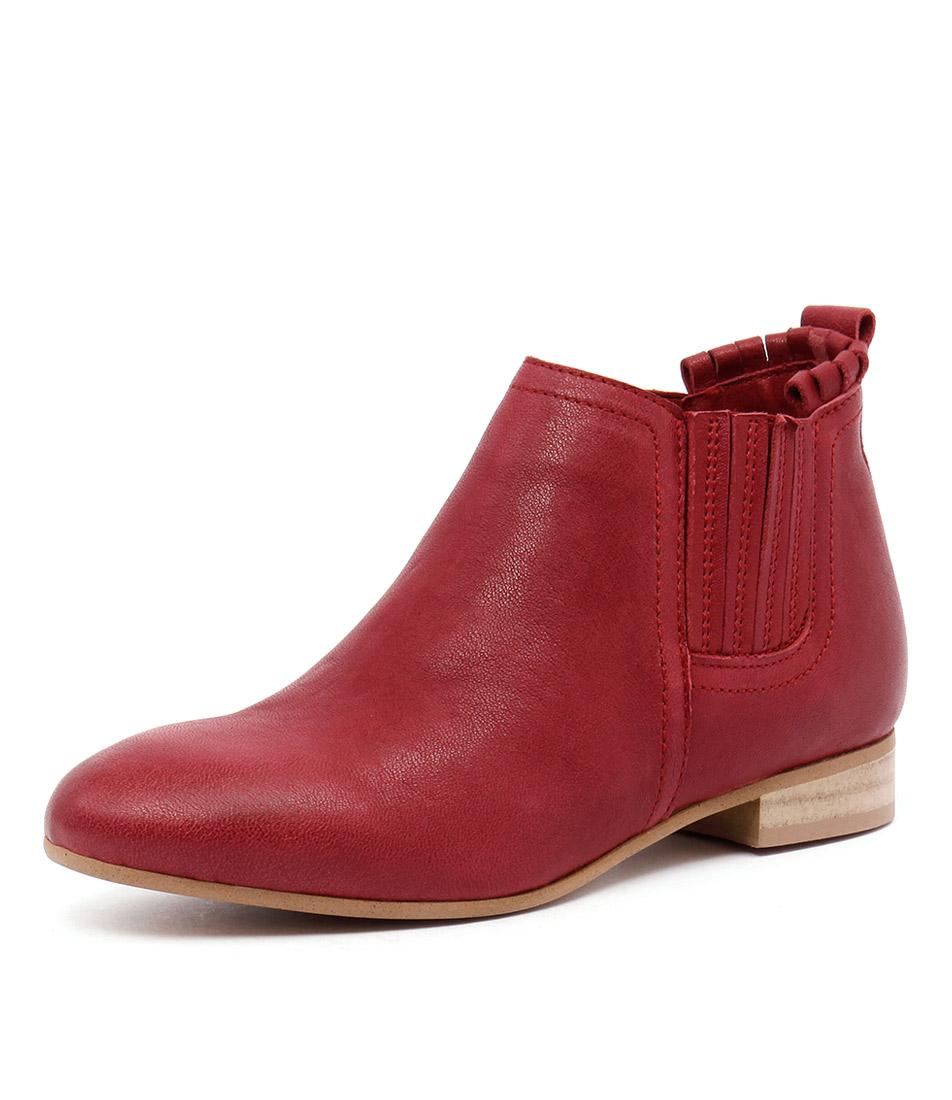 Beltrami 444T Red Boots