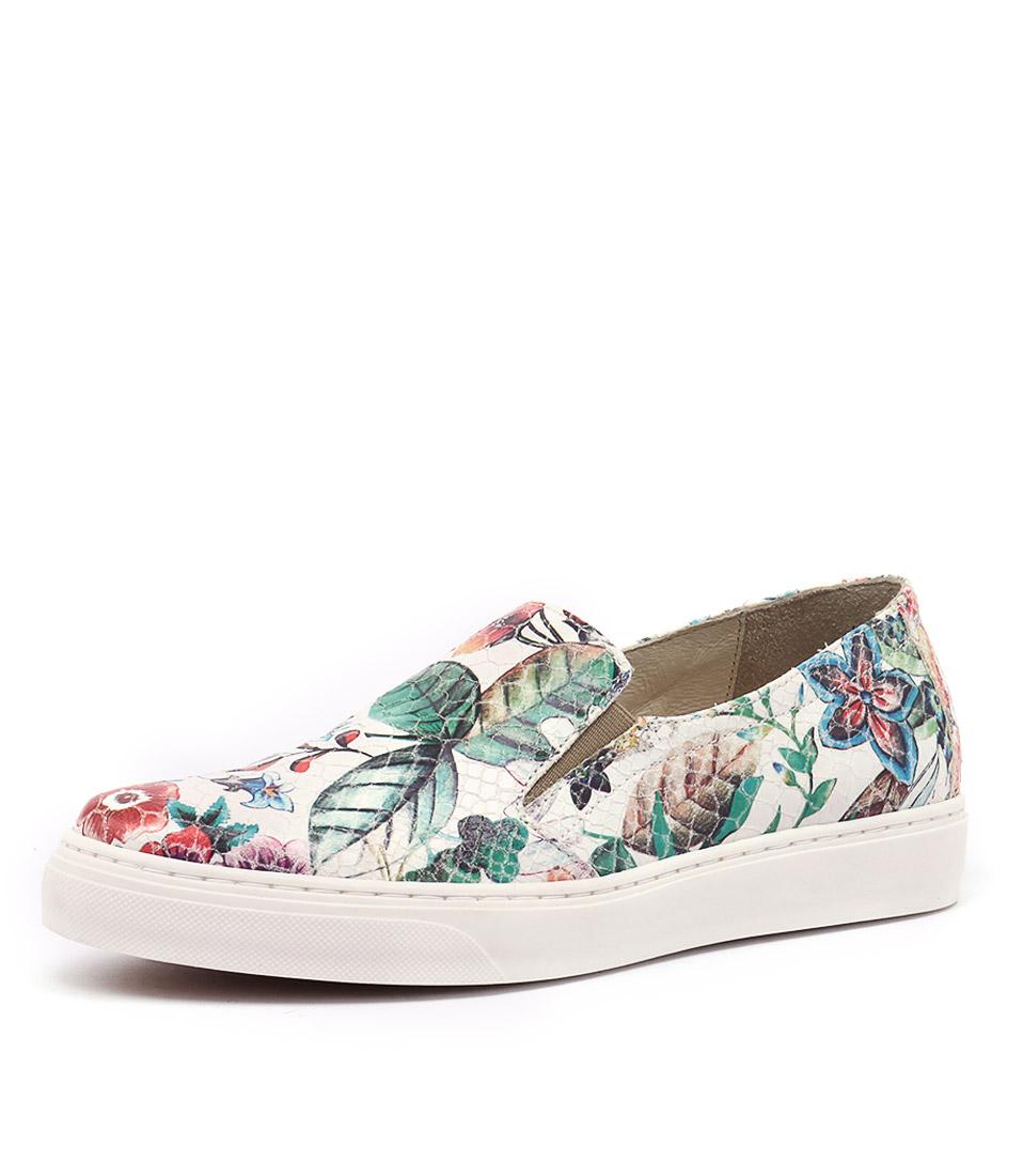 Beltrami Santina Verde Loafers & Slip-Ons
