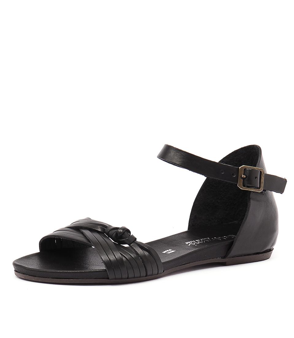 Beltrami Sara Nero Sandals