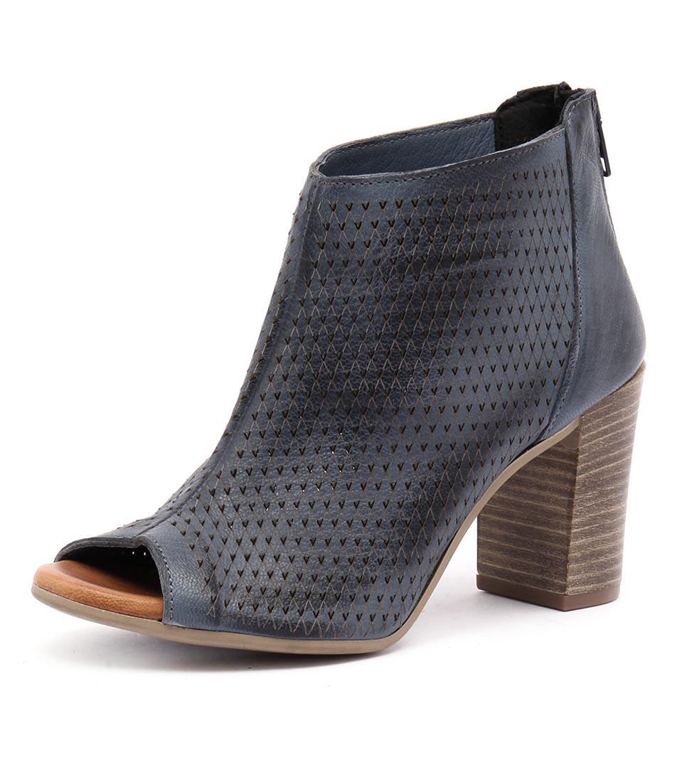 Beltrami Sasha Blue Boots