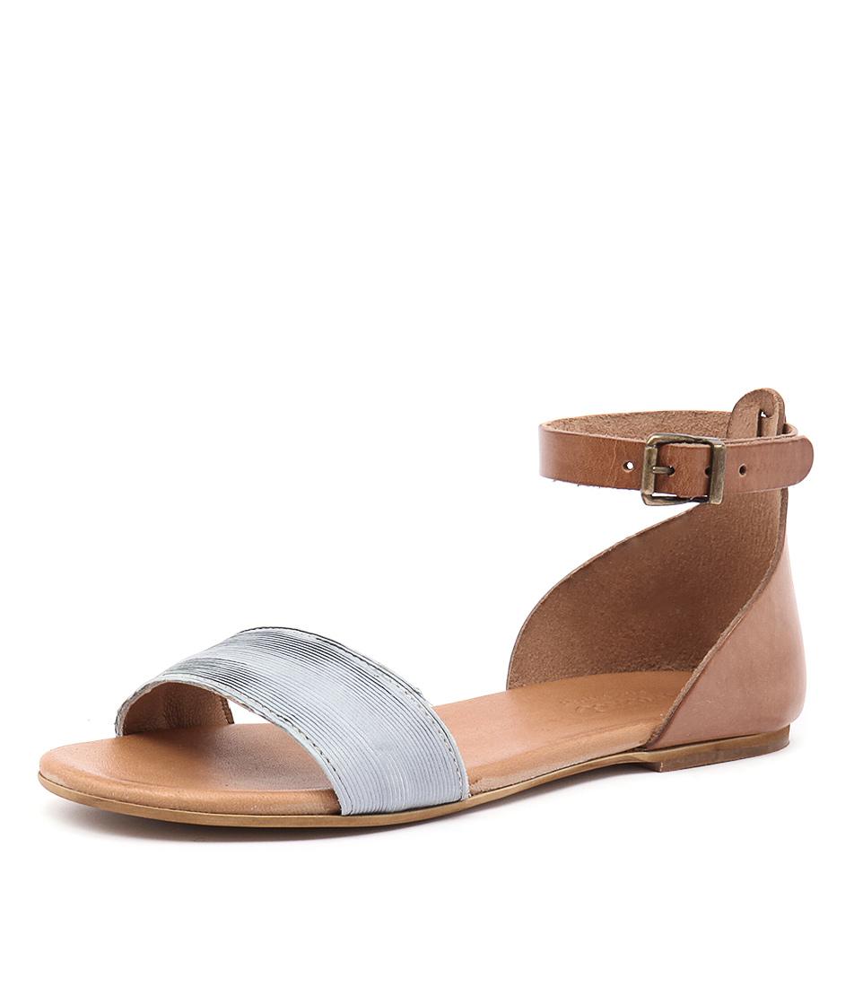 Beltrami Geneva Cielo Sandals