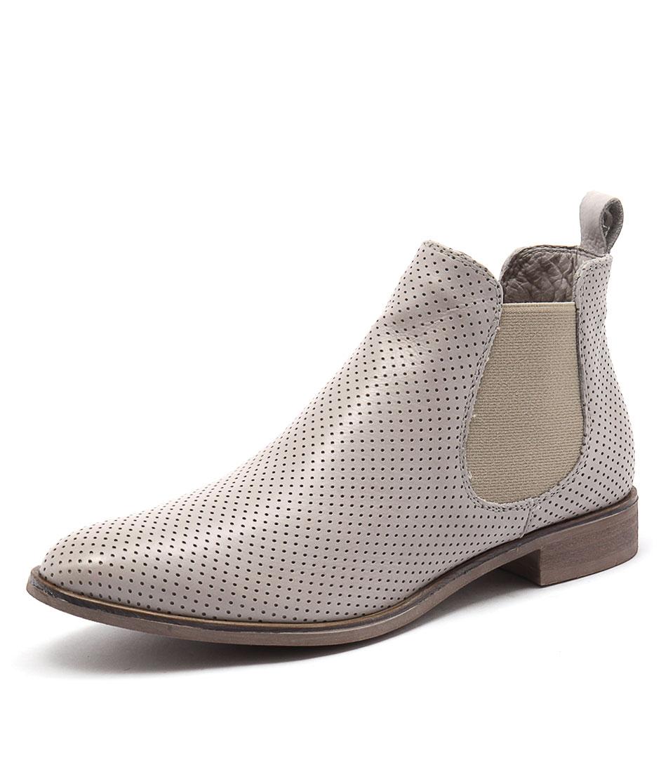 Beltrami Faster Light Grey Boots