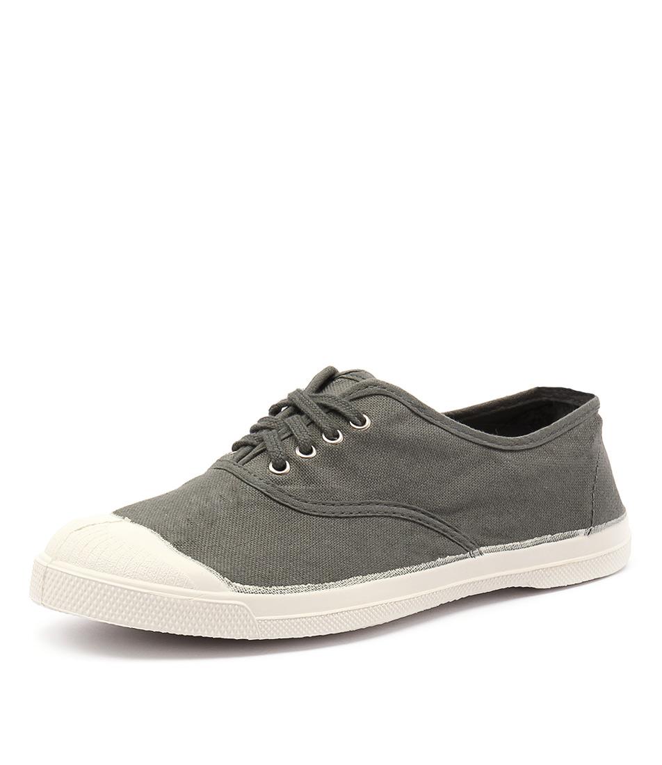 Bensimon Lacet Khaki Sneakers