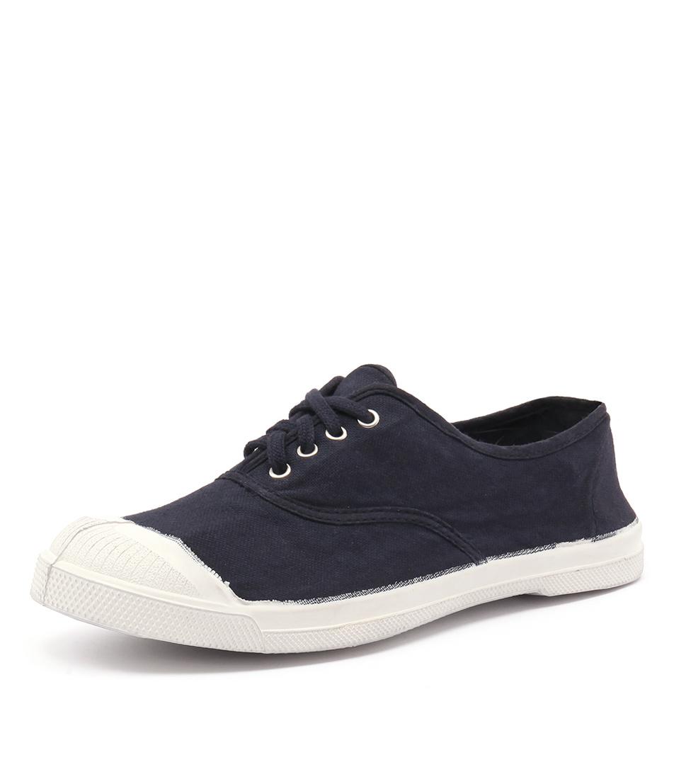 Bensimon Lacet Navy Sneakers