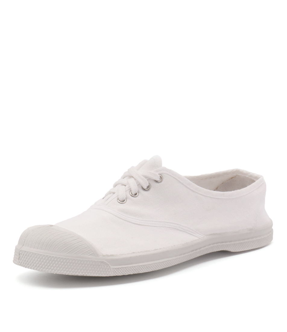 Bensimon Lacet White Sneakers