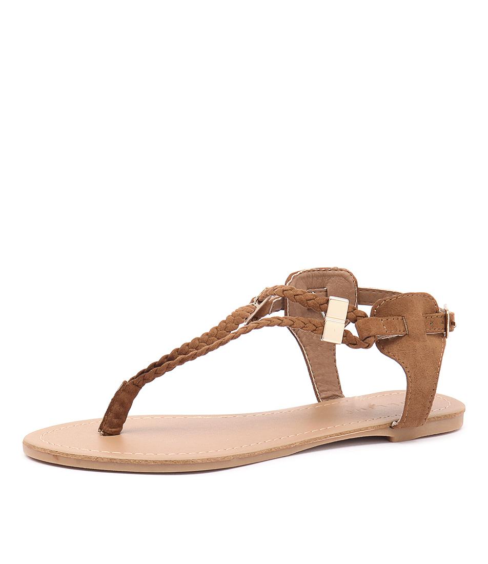 Billini Asher Tan Sandals