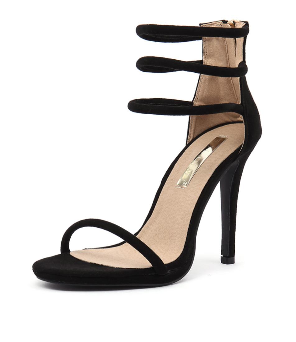 Billini Dephi Black Sandals online
