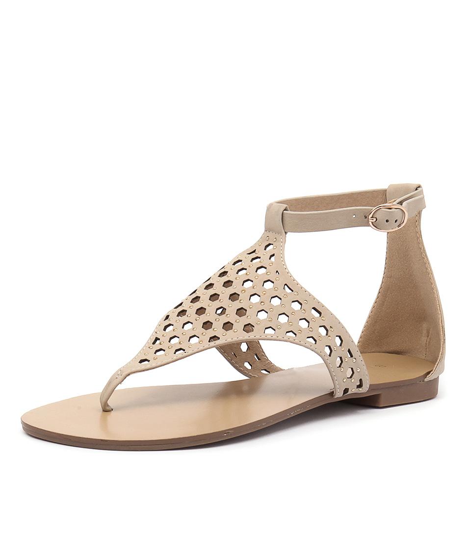 Billini Tori Nude Sandals