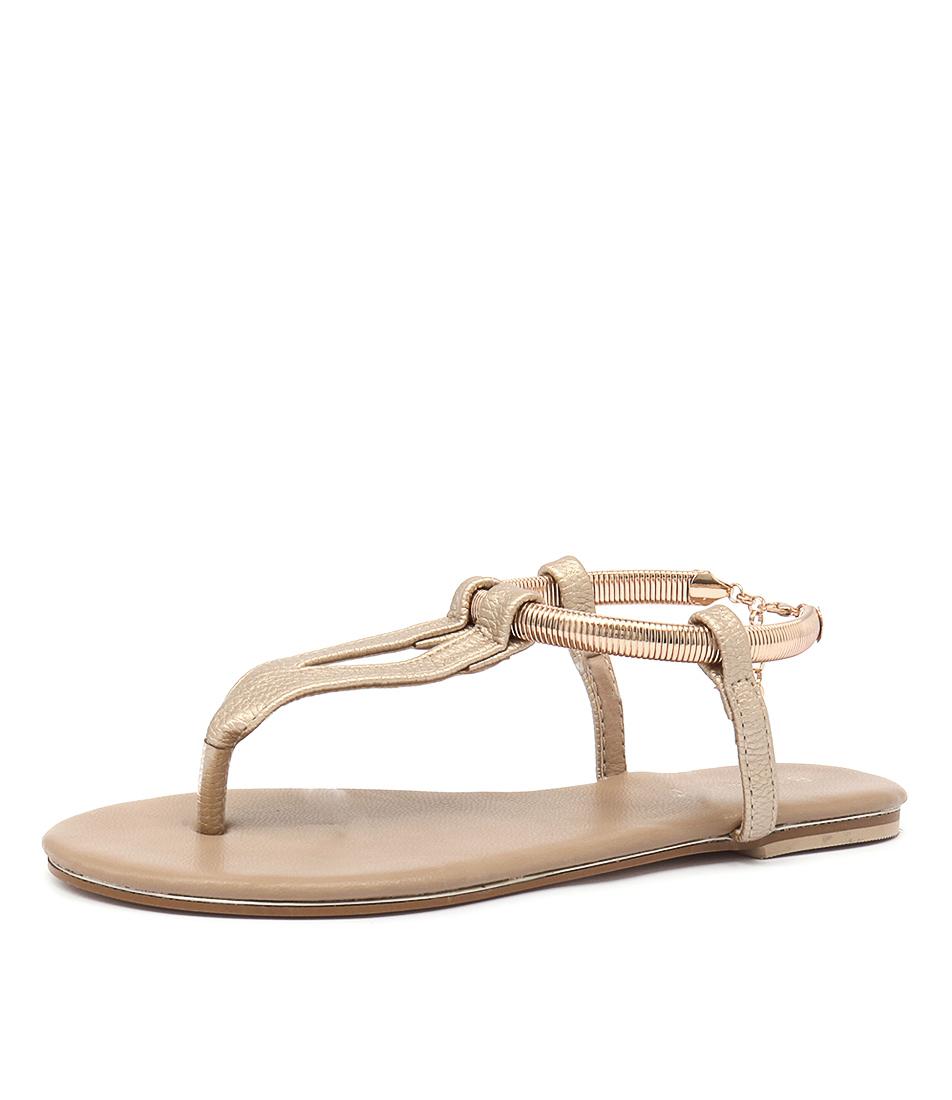 Billini Clarity Light Gold Sandals online