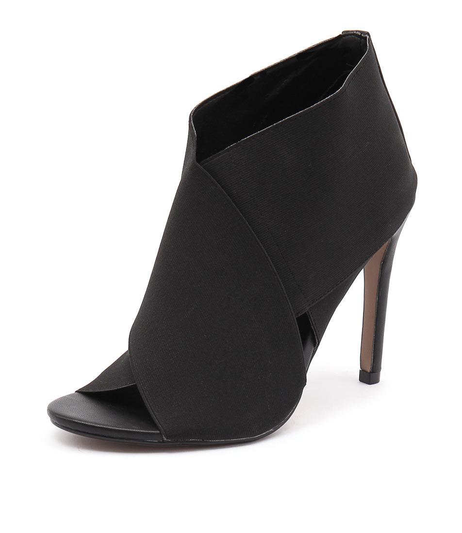 Billini Hanali Black Elastic Shoes