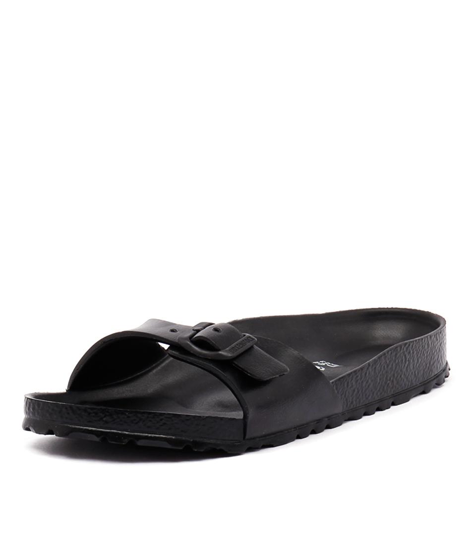 Birkenstock Madrid EVA Black Sandals