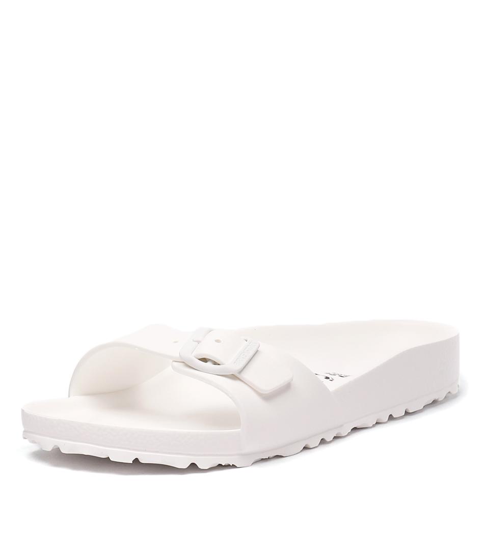 Birkenstock Madrid EVA White Sandals
