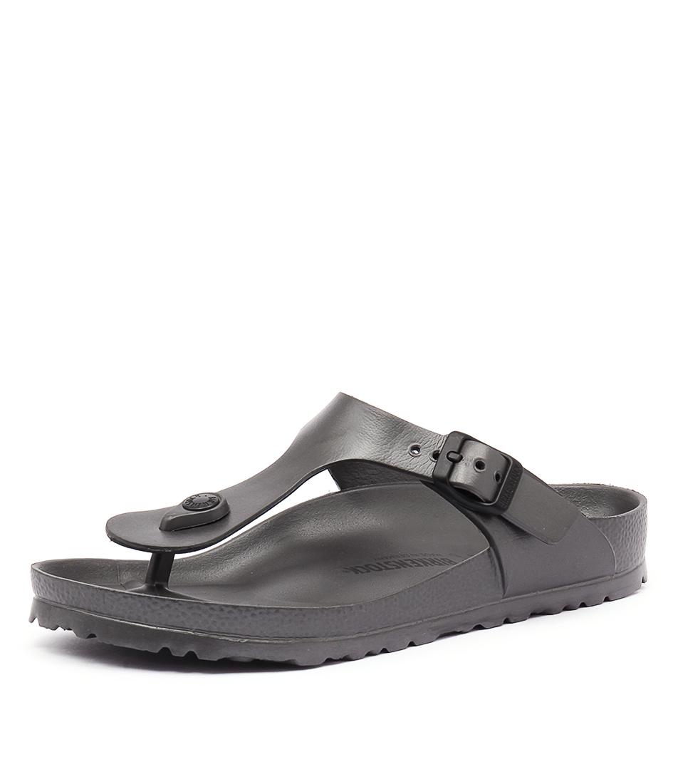 Birkenstock Gizeh EVA Antracite Sandals