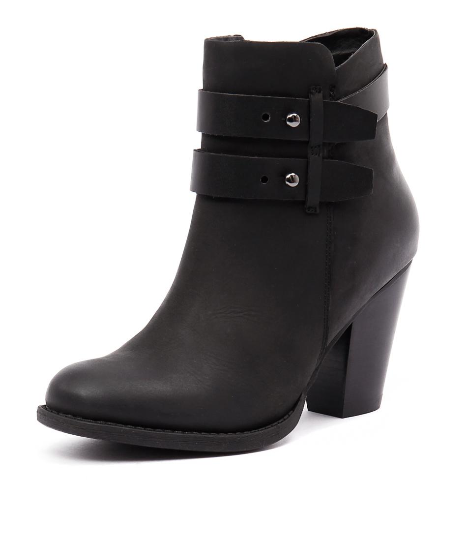 Bonbons Shaft Black Boots