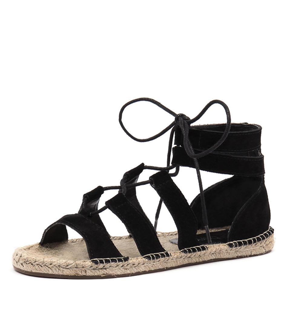 Bonbons Jillian Black Sandals