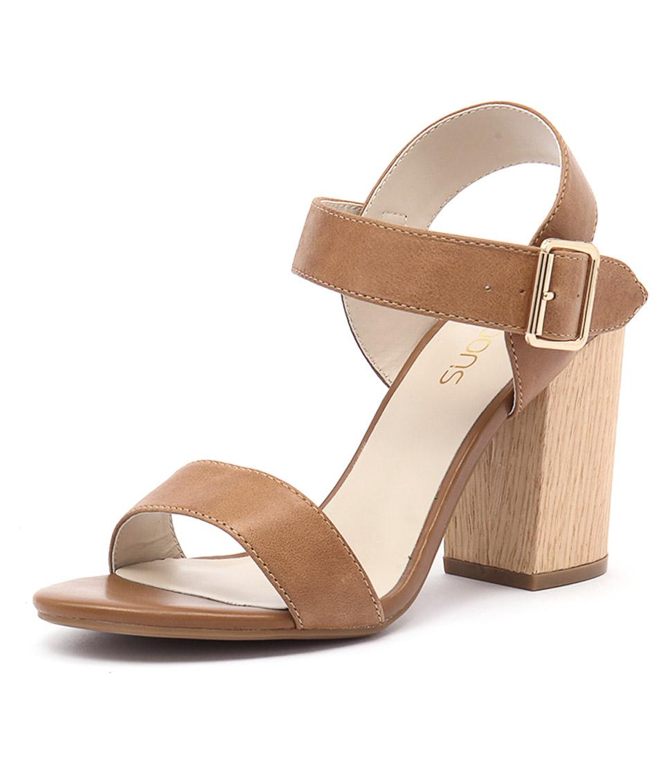 Bonbons Nibby Tan Sandals