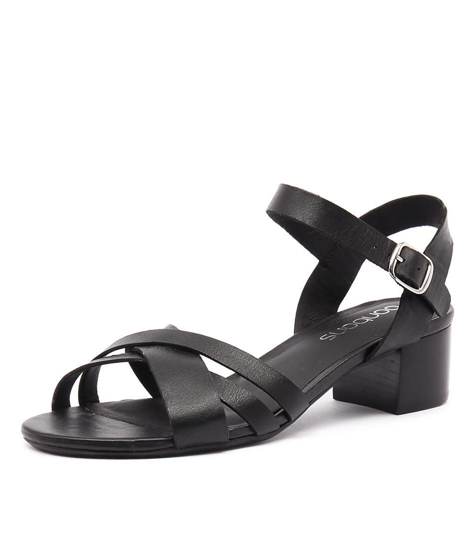 Bonbons Tahoe Black Sandals