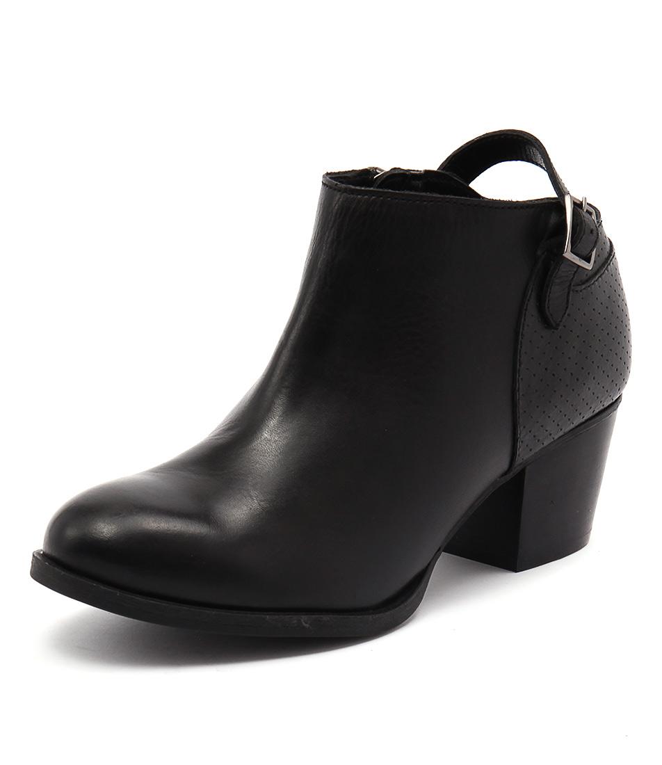Bonbons Audrie Black Boots