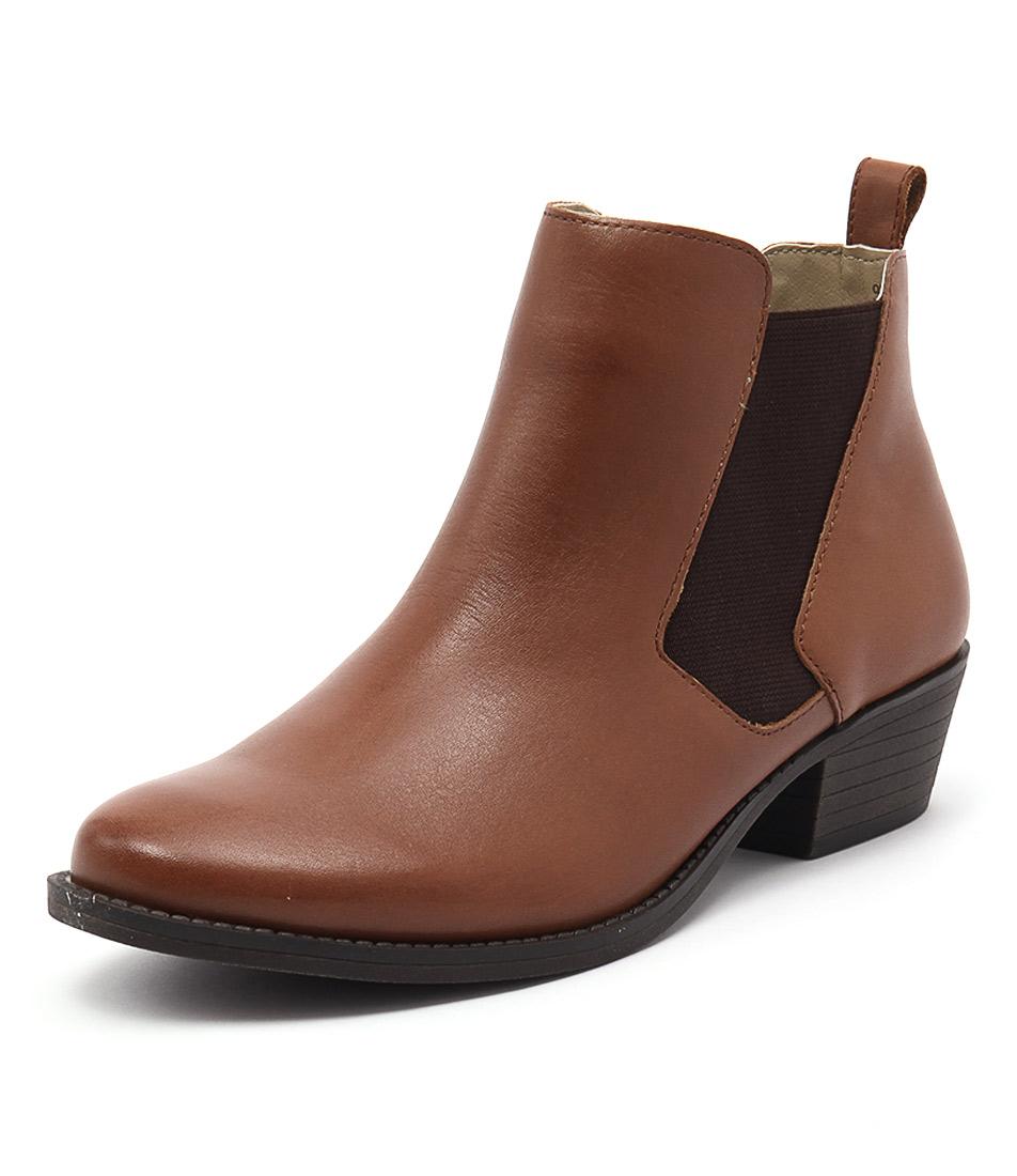 Bonbons Wilson Cognac Boots