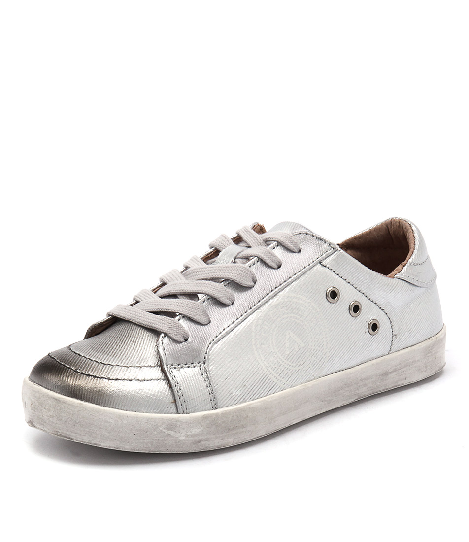Colorado Electric Silver Sneakers
