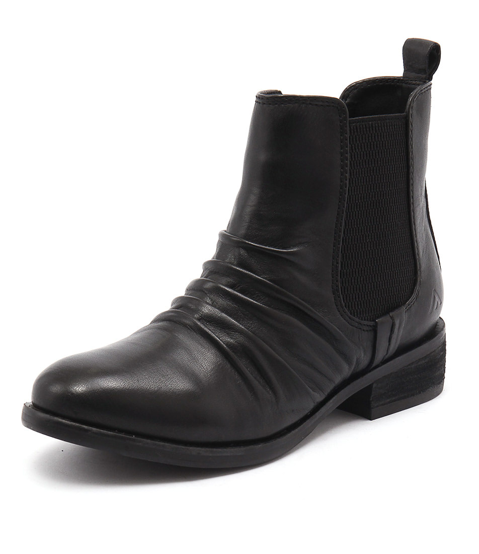 Colorado Elvin Black Boots