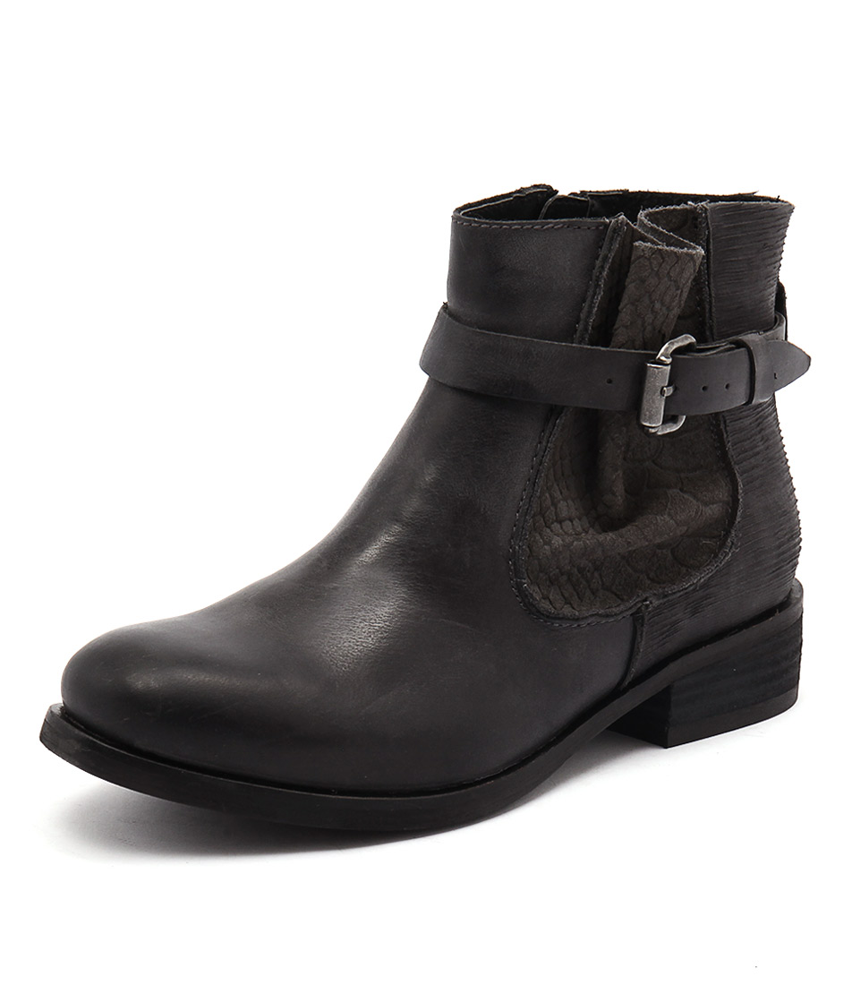 Colorado Escape Charcoal Boots