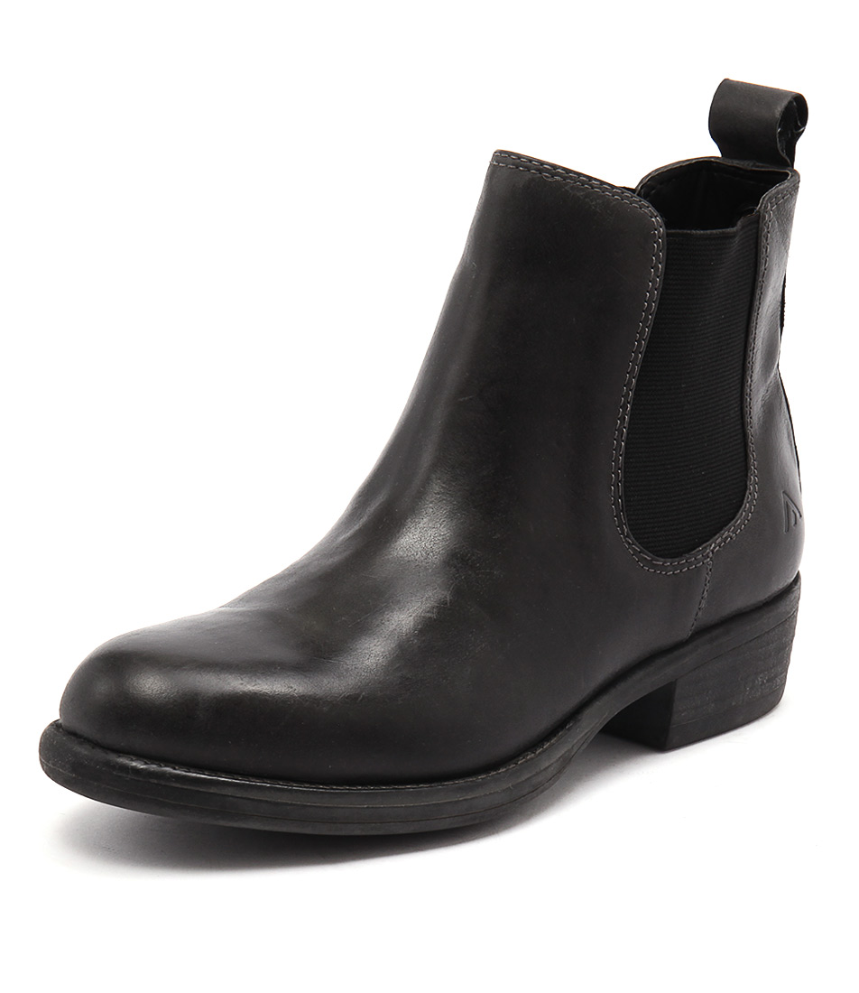 Colorado Fiction Charcoal Boots
