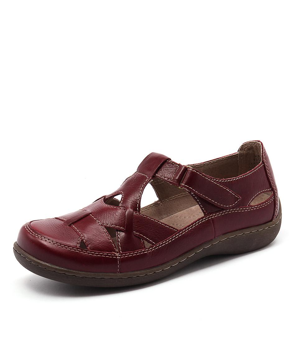Colorado Hazy Red Shoes