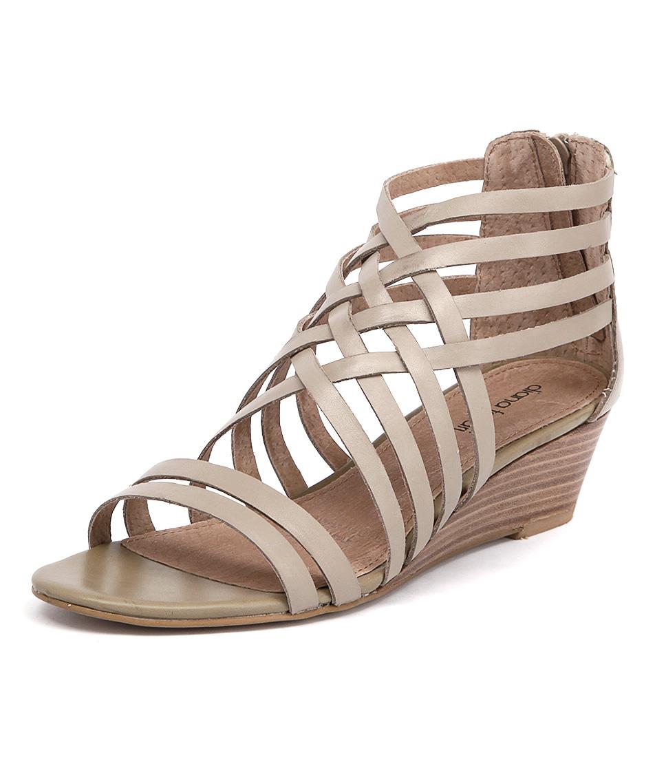 Diana Ferrari Jarva Oatmeal Sandals