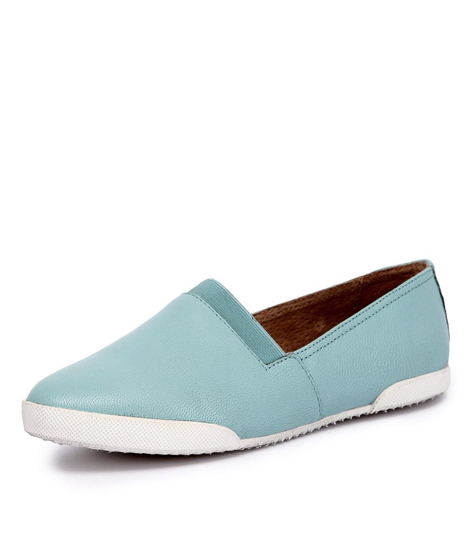 Diana Ferrari Sands Aqua Loafers