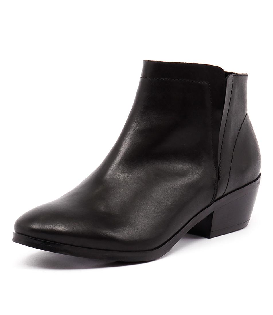 Diana Ferrari Gable Black Boots