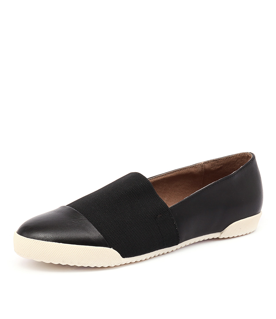 Diana Ferrari Savior Black Loafers