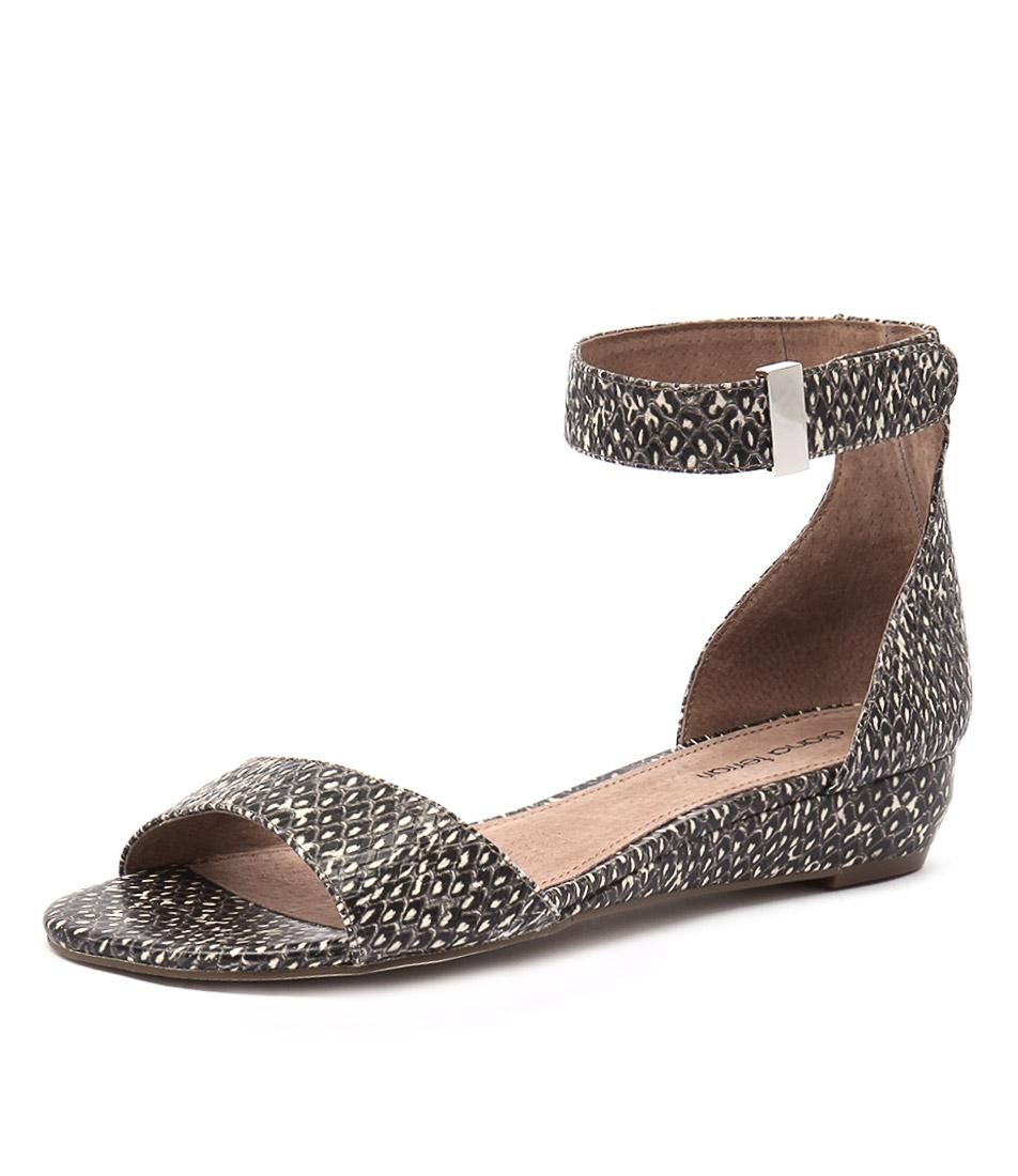 Diana Ferrari Zealand Brown Multi Sandals