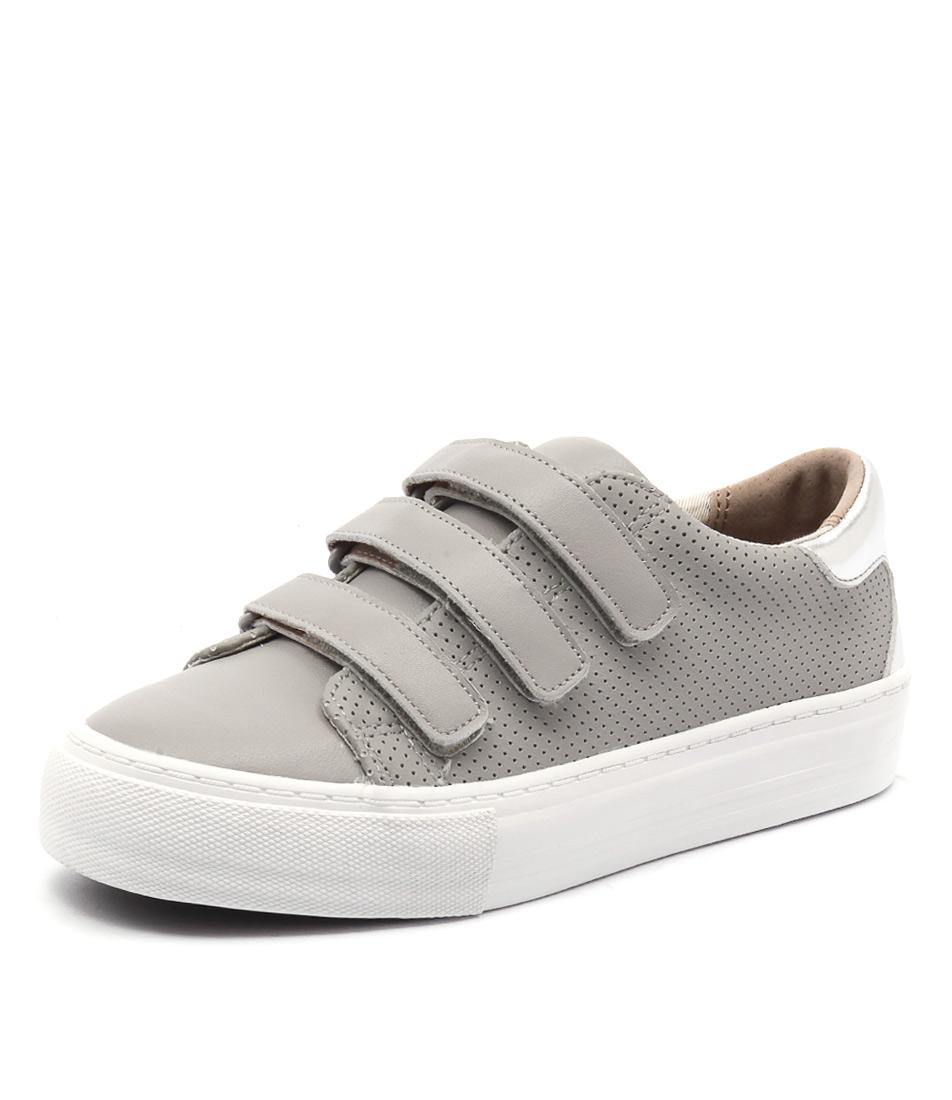 Diana Ferrari Matika Light Grey Sneakers