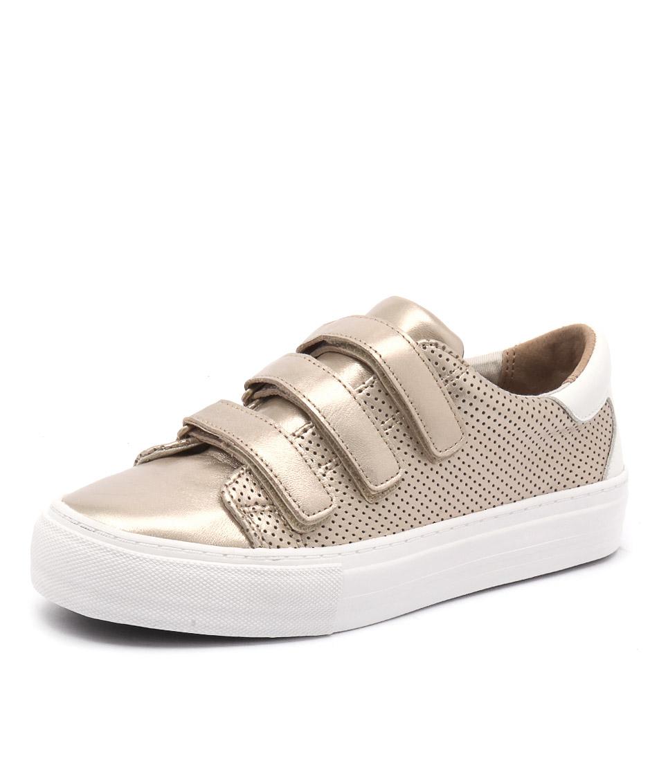 Diana Ferrari Matika Platinum Sneakers