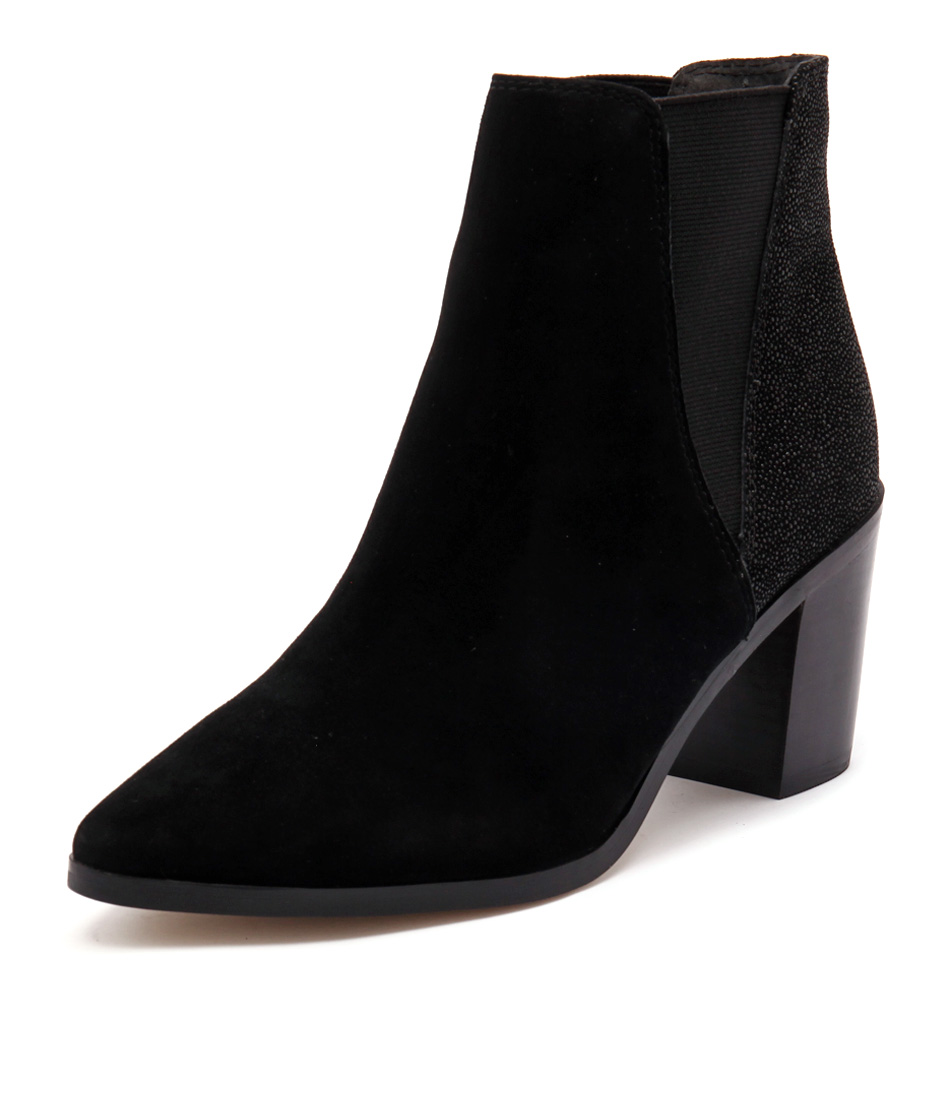Diana Ferrari Meadow Black Boots