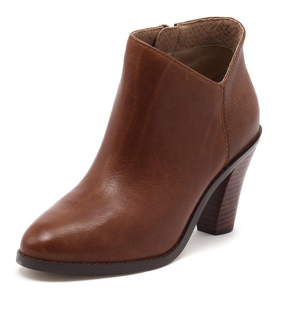 Diana Ferrari Rembrandt Tan-Lizard Boots