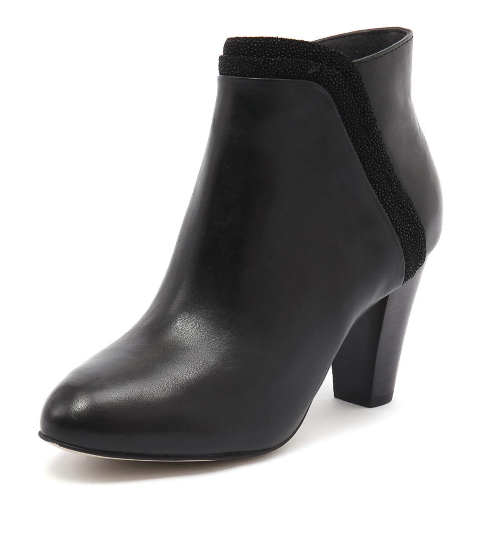 Diana Ferrari Vasco Black Boots